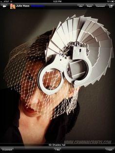 Creative 50 Shades of Grey costume