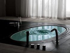 12 Incríveis Banheiras de Luxo