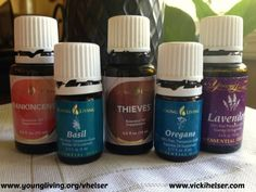 Immune Boost Recipe With Essential Oils---25 drops of each in a roller bottle (apply to spine daily)