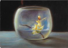 Kaj Stenvall - Storm in a vase Wine Glass, Ducks, Tableware, Painting, Illustrations, Art, Art Background, Dinnerware, Tablewares