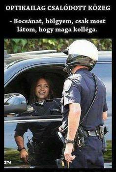 A rendőr