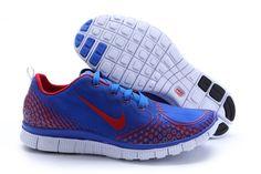 separation shoes c5372 2c6e2 Nike Free Run 5.0 V4 Rosso Blu Scuro Scarpe Nike Free Runs, Nike Men,