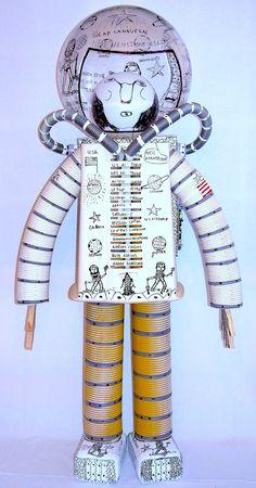 Neil Armstrong andré robillard