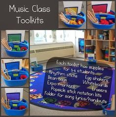 N's Music Class: Music Class Toolkits just incase music gets cancelled l Music Room Organization, Classroom Organization, Classroom Ideas, Classroom Management, Organizing, Future Classroom, Eyfs Classroom, Classroom Birthday, Classroom Layout