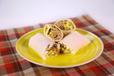 the chew | Recipe | Karen Bailey's Braised And Praised Pork Burritos
