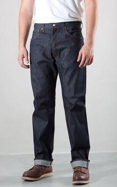 Cuff those jeans!