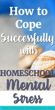How to Cope Successfully With Homeschool Mental Stress Homeschool Curriculum, Homeschooling, Types Of Stress, Alternative Education, Books For Moms, Stress And Anxiety, Teaching Kids, Mental Health, Encouragement