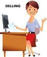 online selling job