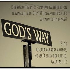 Gálatas 1:10 #BeAServantOfChrist #NotOfMen #GodApproval Mirada en lo eterno! Christ, Biblical Quotes, Dios