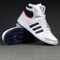 Adidas Top Ten Hi - $90