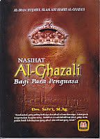 NASIHAT AL-GHAZALI BAGI PARA PENGUASA, Safe'i