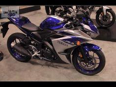 YAMAHA R3 2015, Video HD, Official Bike
