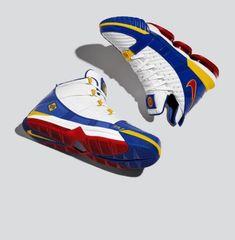 b8ee5257a4e6b5 Nike LeBron Superman 16 Christmas Shoes Nike Lebron