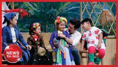 TIN MỚI - Trường Giang vất vả chăm sóc 9 người con