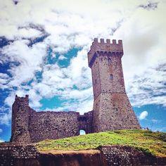Fortezza - Radicofani | #siena #valdorcia #toscana #italia #tuscany #italy