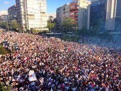 #realmadrid #supporters #stadium #bernabeu #madrid