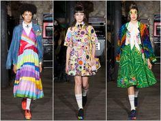 Manish Arora - Fashion prints S/S 17 collection | Pitter Pattern