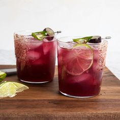 19 Essential Margarita Recipes   We'll take any excuse to shake up some margaritas, and these recipes include the perfect classic iterations and tasty twists to our favorite tequila mixed drink. Try them out now!