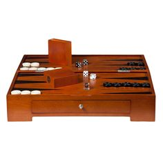 Michael Graves Backgammon Board   From a unique collection of antique and modern games at https://www.1stdibs.com/furniture/more-furniture-collectibles/games/