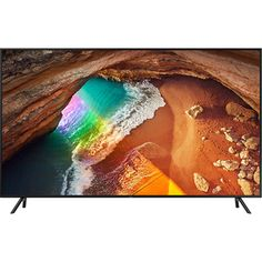 Samsung Smart TV Samsung Ultra HD QLED WIFI Negro If you're passionate about IT and electronics, like being up to date on technology and don'. Dolby Digital, Smart Tv Samsung, Samsung Tvs, Samsung Mobile, Apple Tv, 4k Uhd, Smart Tv Philips, 4k Television, Tv Sony