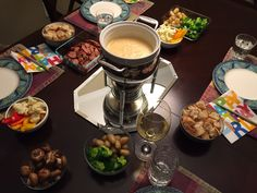 The Full Plate Blog: Cheesy Family Night: A simple fondue recipe that can be made ahead