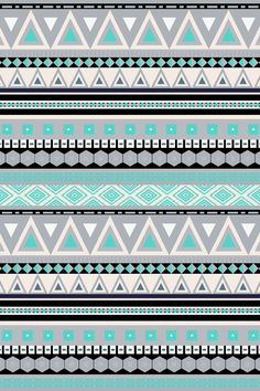 Tribal Pattern Wallpaper, Aztec Wallpaper, Wallpaper Iphone Disney, Print Wallpaper, Colorful Wallpaper, Photo Wallpaper, Screen Wallpaper, Cute Backgrounds, Cute Wallpapers