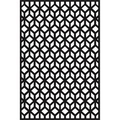Find Matrix 1805 x 1205 x 7mm Charcoal Cubism Screen Panel at Bunnings Warehouse. Visit your local store for the widest range of garden products.