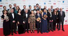 'El autor' y 'La librería' empatan a mejor película en los premios Forqué Javier Gutiérrez y Nathalie Poza reciben los galardones a mejores interpretaciones en los trofeos que entregan los productores del cine español