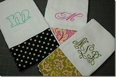 baby  sewing tutorials