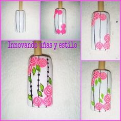 Trendy how to do pedicure at home step by step do it yourself Ideas How To Do Pedicure, Pedicure At Home, Gold Gel Nails, Nail Manicure, Nail Art Modele, Simple Nail Designs, Nail Art Designs, Wonder Nails, Latest Nail Art