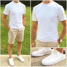 44 Most Popular Mens Summer Outfits Ideas for 2018 - Amazing Gardrops Outfits Casual, Sneakers Fashion Outfits, Style Casual, Mode Outfits, Men Casual, Night Outfits, Fashion Boots, Men's Style, Fashion Fashion