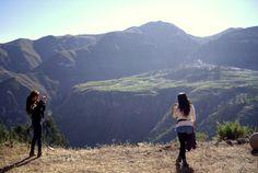 Terrazas de Lanchis en Huarochirí, Lima
