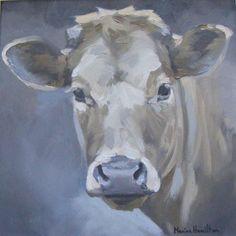 Brazen Bullock- Marina Hamilton Love me some cows!