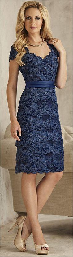 Elegant Mother Of The Bride Dresses Trends Inspiration & Ideas (10)