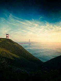 San Francisco (Golden Gate Bridge)