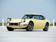 In the 1960s, Japanese auto co's Toyota & Honda devised a manufacturing sys called Just in Time. The assembly plant would order parts as they were needed rather than retrieving fr idled warehouses. 1967 Toyota 2000GT