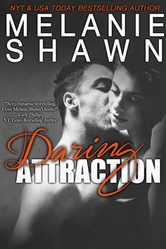 Daring Attraction (http://www.amazon.com/Dare-Love-Daring-Attraction-Kindle-ebook/dp/B00SGGH7VA/) is 50% off through 4/30/15! Cole and Julianna's steamy story is in Carly Phillips' Dare World!