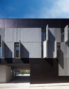 MMDM Arquitectes & Vas Arquitectura | VPO para gente mayor, Terrassa | HIC Arquitectura