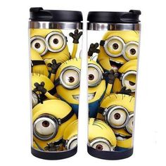 Omg! Despicable Me Travel Cup!!! Need this!!