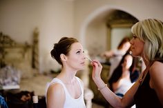Nina Norman is a Bristol based artist providing make up services for brides and wedding parties across the West Country. She has a real passion for working with brides to create a flawless and timeless look for their special day.