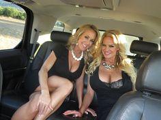 Brandi Love on the left.. :)