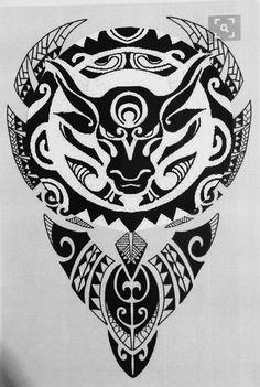 Top 45 Taurus Tattoos Designs And Ideas For Men And Women Awesome. Top 45 Taurus Tattoos Designs And Ideas For Men And Women Awesome Taurus bull tattoo design images Samoan Designs, Polynesian Tattoo Designs, Maori Tattoo Designs, Polynesian Art, Hai Tattoos, Tattoos Bein, Tattoos For Guys, Tattos Maori, Samoan Tattoo