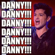 #dannyodonoghue #thevoiceuk