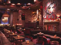 Serving up lip-smacking Asian dishes, Tao Downtown is big, buzzing and sociable. #NewYork