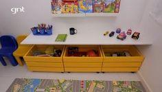 """Estou em uma fase """"faça você mesmo"""", e tudo começou depois que decidi finalmente arrumar o quarto do meu pequeno Filipe. Eu sempre fui apaixonada por caixotes, sempre pesquisei decorações e maneira…"""