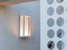 Oslo Collection - Unopiù #unopiù #outdoor #design #terrace #garden #lighting Oslo, Led Lantern, Lanterns, Applique Led, Led Lamp, Sconces, Wall Lights, Indoor, Interior