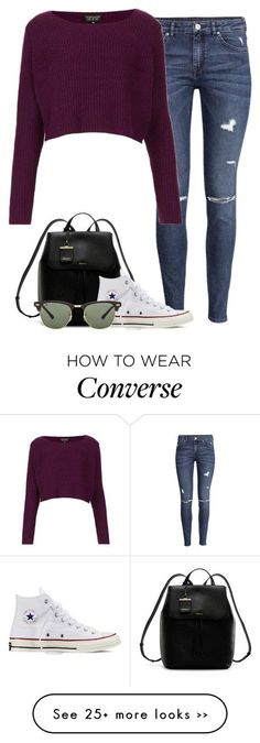 """""""Angel with Niall"""" by on featuring HM, Topshop, DKNY, Converse and Ray-Ban Mode Outfits, Outfits For Teens, New Outfits, Fall Outfits, Summer Outfits, Casual Outfits, Fashion Outfits, Fashion Trends, Fashion Clothes"""