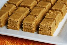 Pumpkin Pie Fudge  -                                                                        Ingredients  3/4 cup unsalted butter 3 cups sugar 2/3 cup evaporated milk 1 cup canned pumpkin 2 tablespoons light corn syrup 2 1/2 teaspoons pumpkin pie spice 9 ounces white chocolate chips 7 ounces marshmallow fluff 1 teaspoon vanilla extract