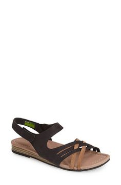 Ahnu+'Saratoga'+Leather+Slingback+Sandal+(Women)+available+at+#Nordstrom