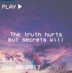 """""""keeping secrets made people liars"""" - history is all you left me or they bot. - """"keeping secrets made people liars"""" – history is all you left me or they bot… – - Tumblr Quotes, Sad Quotes, Life Quotes, Joker Quotes, People Quotes, Qoutes, Truth Hurts, It Hurts, Tumblr Photography"""